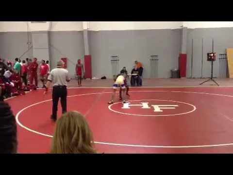 Copy of Jordan Norwood Wrestling Match 2