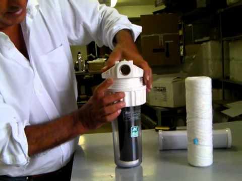 Filtro acqua youtube for Filtro acqua tartarughe