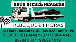 AUTO DIESEL REALEZA - REBOQUE 24 HORAS EM RECIFE E REGIÃO - VINHETA