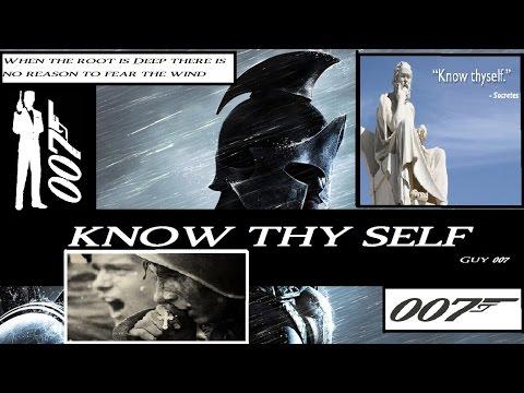Masculinity - Know Thy Self