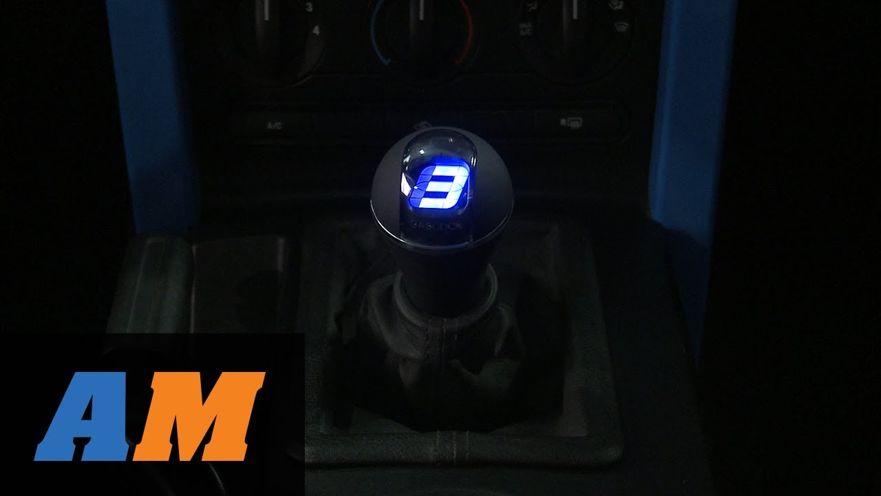 mustang raxiom digital shift knob manual 79 14 all. Black Bedroom Furniture Sets. Home Design Ideas