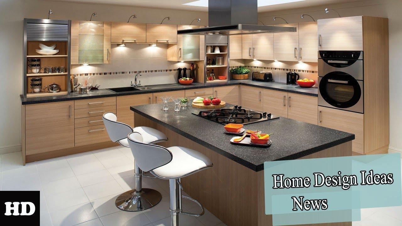 35 Amazing Modern Kitchens - Minimalist Style Modern ...