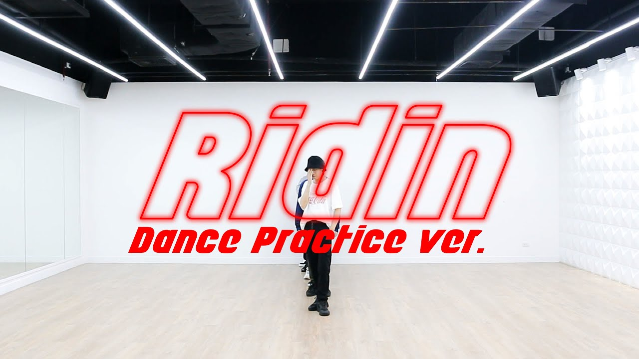 NCT DREAM 엔시티 드림 'Ridin'' Cover Dance by ONZE from Thailand Dance Practice Ver.