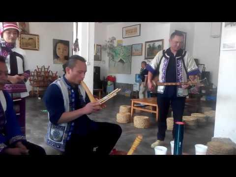 Manhu Band, a sorrowful song 蛮虎乐队 -石林彝族音乐