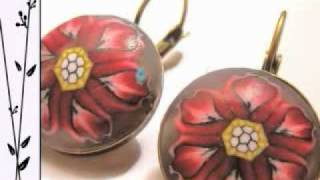Parade of [Polymer Clay] [Earrings]
