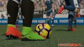 FIFA 17 New Boots: Nike Hypervenom 3 - CAVANI feat. HIGUAIN 2017 |Goals & Skills| by Pirelli7
