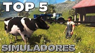 Top 5 Videojuegos - Simuladores