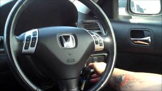 2005 Honda Accord Euro full video walkaround and review by Berwick Mitsubishi
