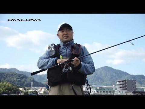 【欣の店】SHIMANO 18 DIALUNA S86ML (海水路亞竿) 軟絲 微鐵 岸拋 小型天亞