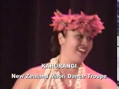 Kahurangi New Zealand Maori Dance Troupe