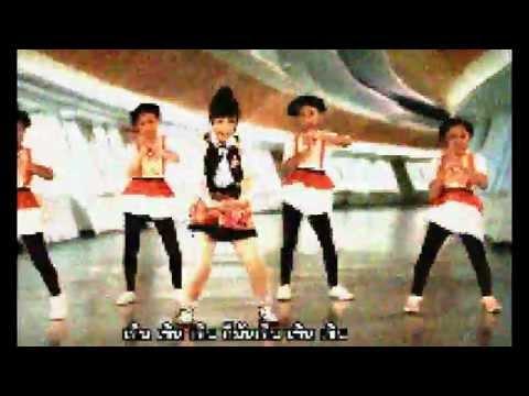 Em bé Thái lan nhảy hát cực cutee
