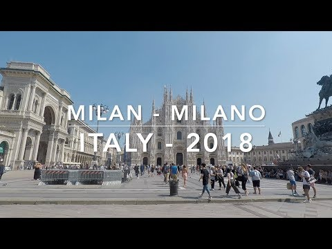 Milan 2018 – the place to Shop!! (Milano) – Italy 2018