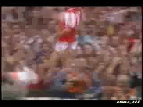 "Charlie Nicholas in ""501 Arsenal Goals"""