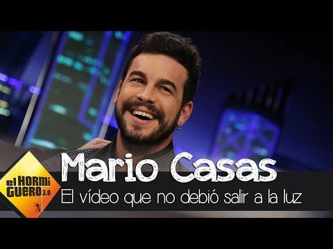 El vídeo de Mario Casas que nunca debía salir a la luz - El hormiguero 3.0