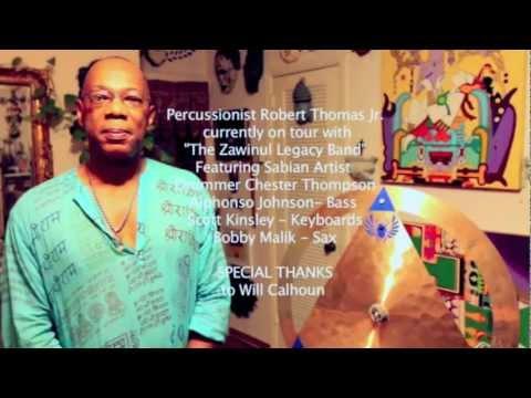 Robert Thomas Jr - Pyramid Cymbal