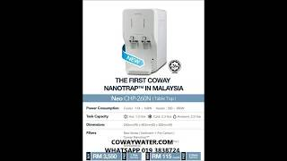 Coway Neo Review   Coway Water Filter Neo CHP-260N