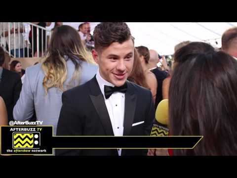 Nolan Gould Reminisces about his Modern Family audition @ 2017 SAG Awards