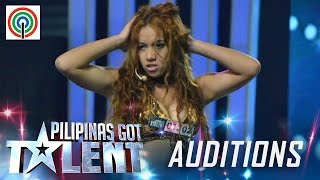 Pilipinas Got Talent Season 5 Auditions: Mariam Khalil - Singer/Belly Dancer