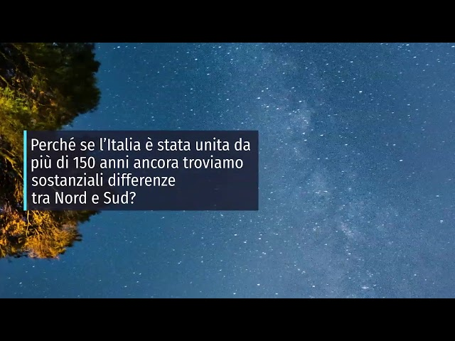 PILLOLE D'ATTUALITA' – Le infrastrutture in Italia e nel Sud. Tante le domande da porsi.