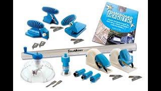 LOGAN W1002 FoamWerks Deluxe Kit