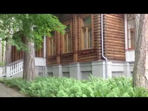 "Stalin's Dacha ""Upper Sosnovka"". Object ""Shatyor"" (marquee), Brezhnev's Residence. Massandra, Yalta"