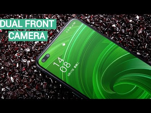 Top 5 Best Camera Smartphones With Dual Front Camera 2020