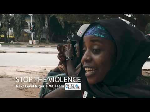 StopTheViolence RMX feat. Iyalode, Def-i, Nomiis Gee, Osharey, Dorino, & Alhanislam