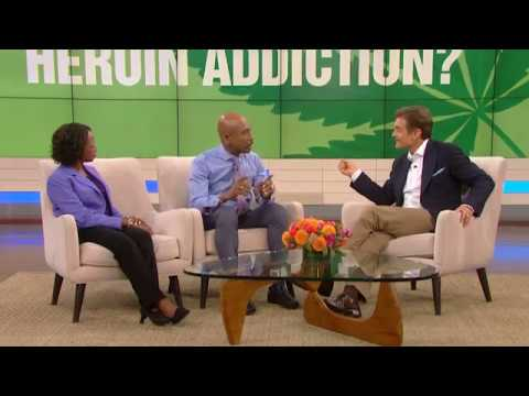 Montel Williams Talking About Heroin Addiction With Dr. Oz