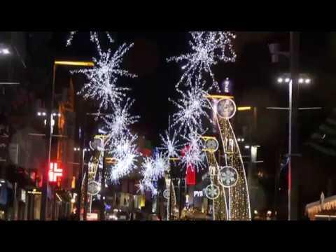 Andorra la Vella. Christmas 2016