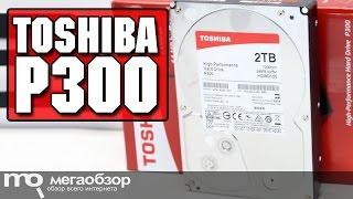 Toshiba P300 обзор жетского диска