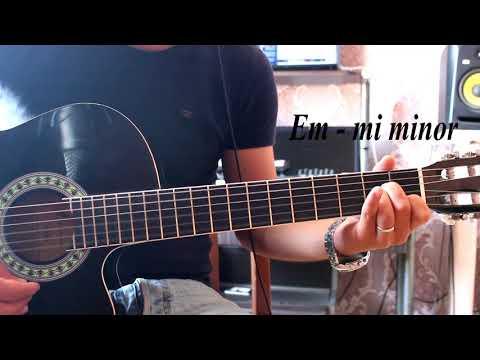 Balti - Ya Lili Feat Hamouda - Guitar Tutorial ( Chord )