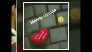 Manda changa bol bhaven New Latest Punjabi Song Tireler