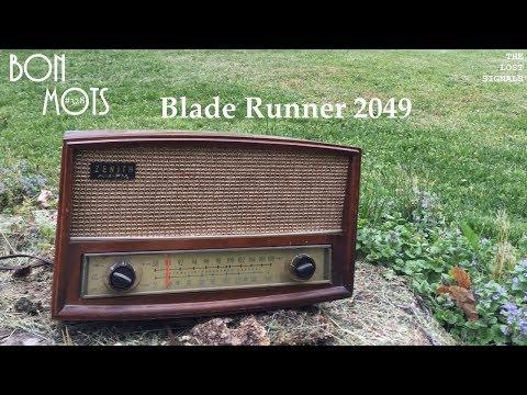 Bon MOTS 328: Blade Runner 2049