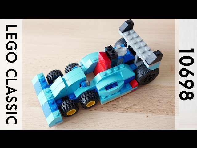 How to make LEGO Car