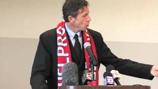 Drillers Announce USL PRO Soccer to ONEOK Field in 2015