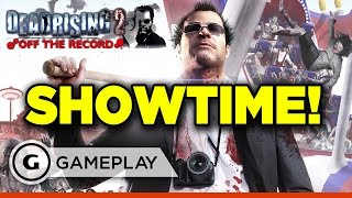 Fortune City Zombie Slaughter - Dead Rising 2: Off The Record Remastered Gameplay