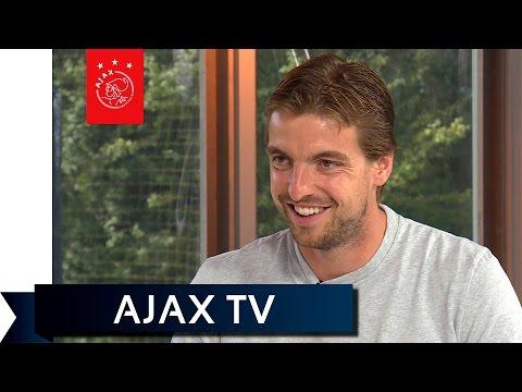 Ajax TV Kick Off - Krul hoopt eind september te keepen