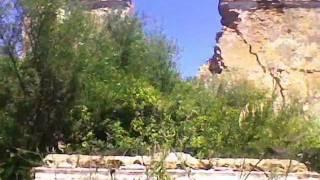 Ruines du mausolée du Bey Mohammed Ben Ali. أطلال ضريح الباي محمد بن علي