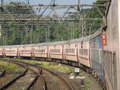 Mumbai To Bengaluru : Full Journey : 11301 CSMT - SBC Udyan Express : Indian Railways