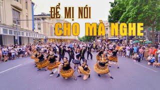 Để Mị nói cho ma nghe - Hoàng Thùy Linh Dance Cover By C.A.C Full HD