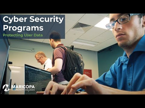 Cyber Security Programs – Maricopa Community Colleges