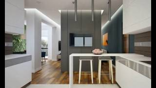 Avant-garde Apartments Feature The Latest Lines And Lighting  Visualized