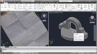 AutoCAD Basic 2D into 3D Modeling (Request)