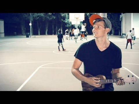 Miley Cyrus - We Can't Stop (Tyler Ward Acoustic Cover Ft. Alex G)