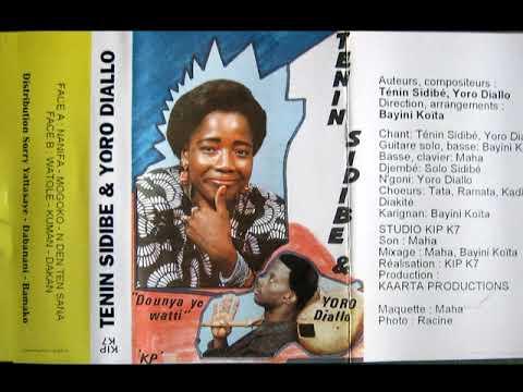Tenin Sidibé & Yoro Diallo - Kuman - Audio 1994