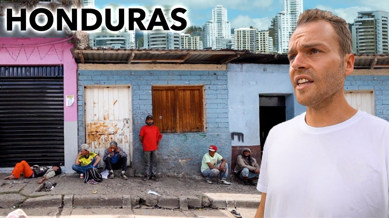 Download Walking Streets of Honduras Capital City (extremely dangerous)
