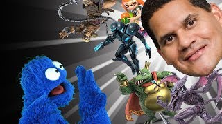 I Played Smash Ultimate and Saw Reggie and Now I