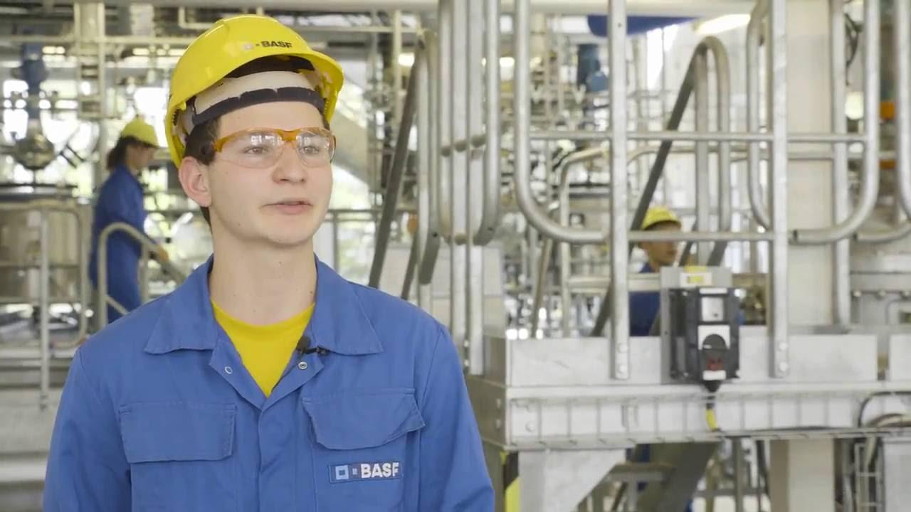 ausbildung bei basf chemikant mw - Basf Bewerbung