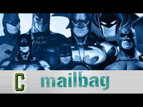 Collider Mail Bag - Ranking The Batman Films. Where is Freida Pinto?