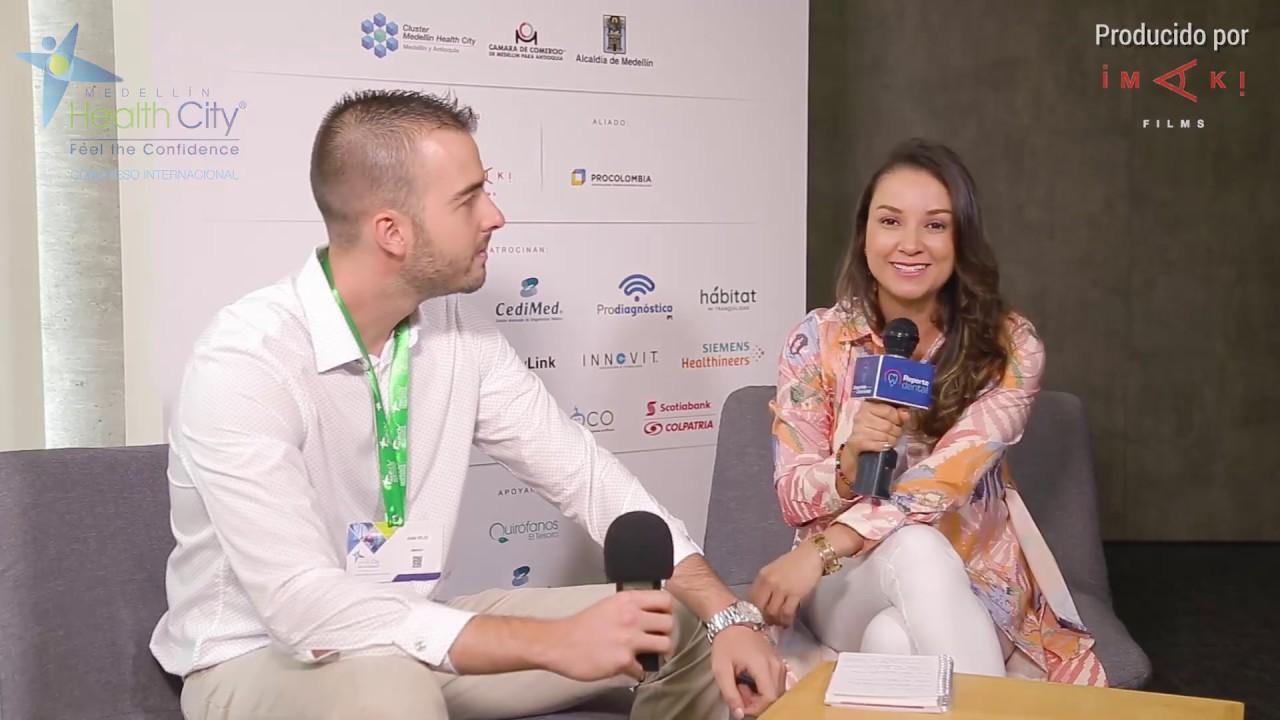 Entrevista Omnivida – Congreso Medellín Health City 2019 | Tu Salud Guía